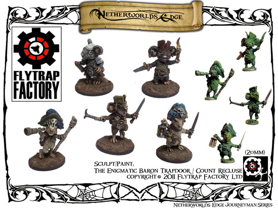 Netherworlds Edge- BROTHERS OF NULN